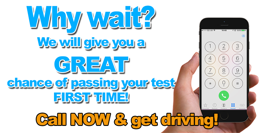 Driving lessons with Top Marks Driving School